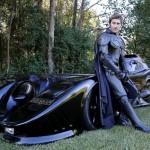 コスプレを超えたコスプレ!バットマンを愛しすぎた男性が自作したバットモービルの完成度が高すぎる