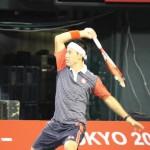 【速報】錦織圭選手、楽天ジャパン・オープン2年ぶり2度目の優勝!