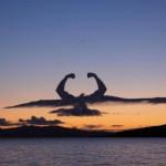 【天空に現れた天然アート】ユニークな雲の作品15選