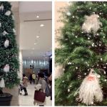 怖い….そしてなんか違う……全国で報告された珍クリスマスツリー5選