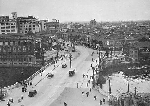 Nihonbashi_in_1933