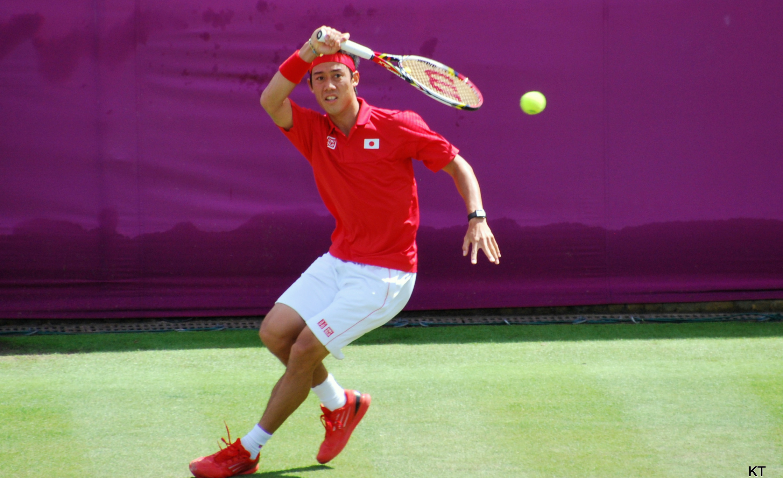 Kei_Nishikori_at_the_2012_Summer_Olympics