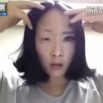 本当に同一人物!? 韓国美女がメイクを落としたら完全に別人