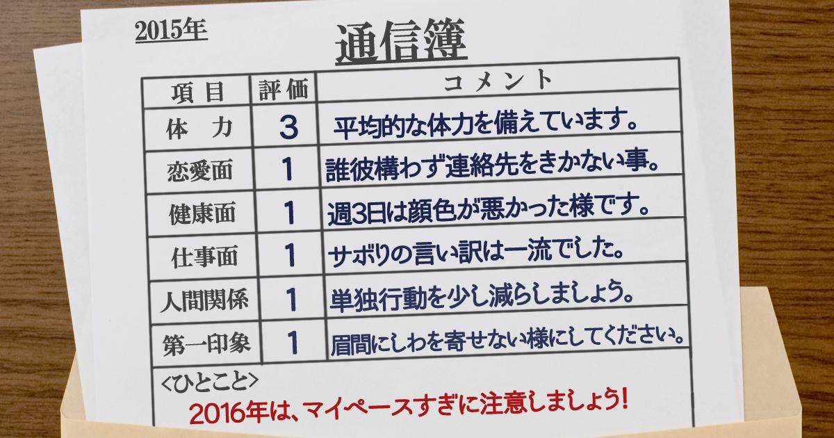 通信簿25