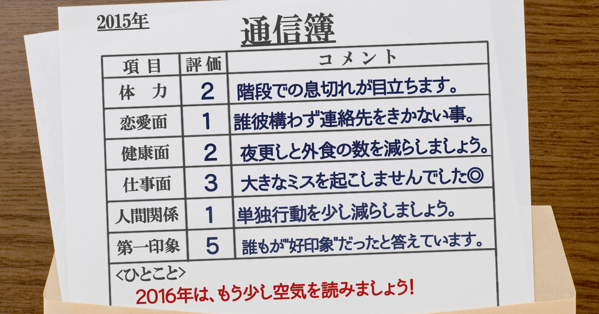 通信簿16