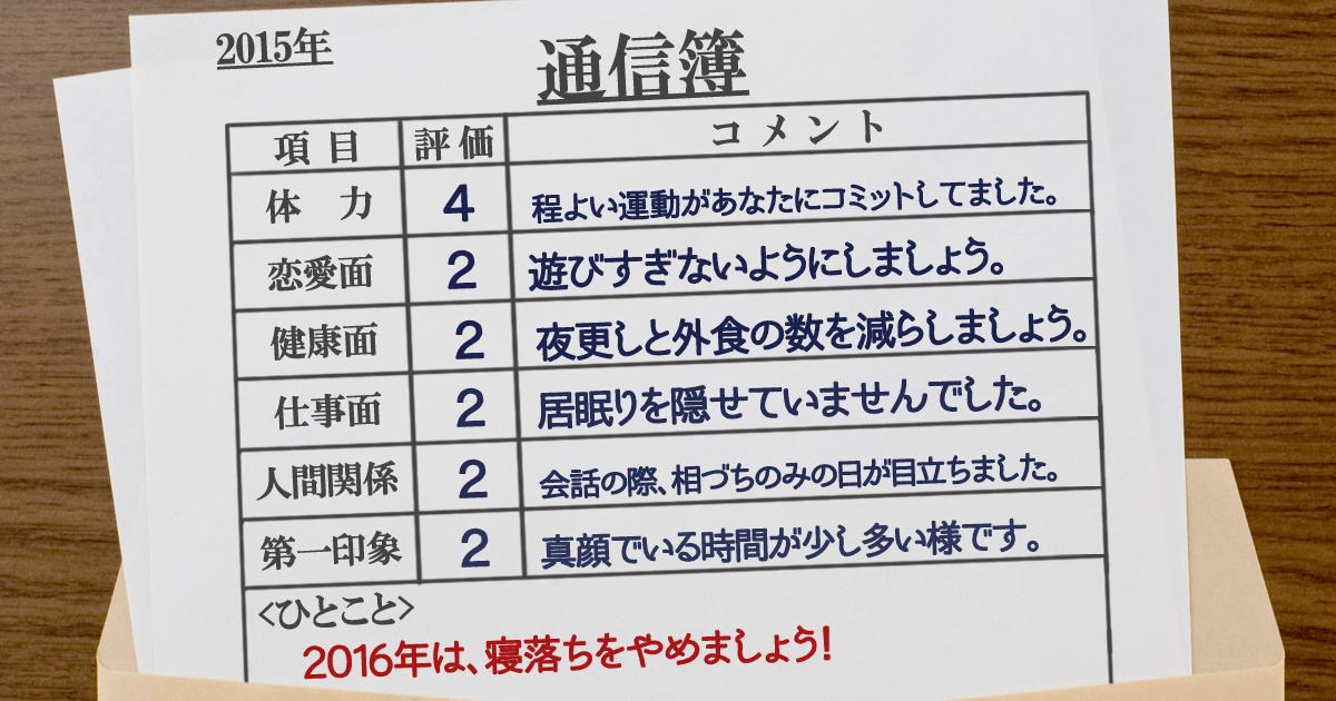 通信簿29