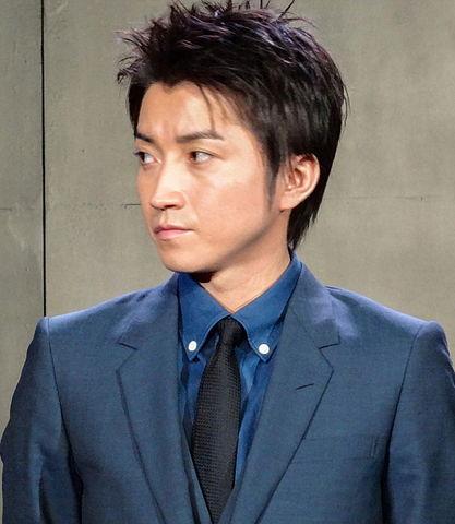 Rurouni_Kenshin_Kyoto_Inferno_The_Legend_Ends,_Red_Carpet_Premiere_Tatsuya_Fujiwara