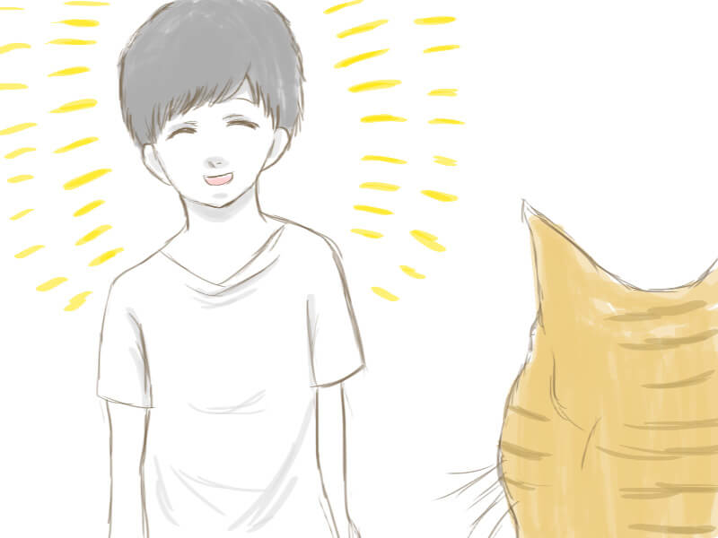 猫好かれる4
