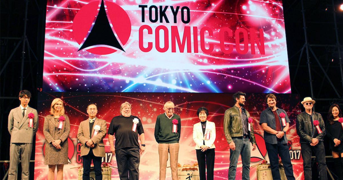 竹内涼真「夢はマーベル映画に出ること」今年も東京コミコンが開幕!