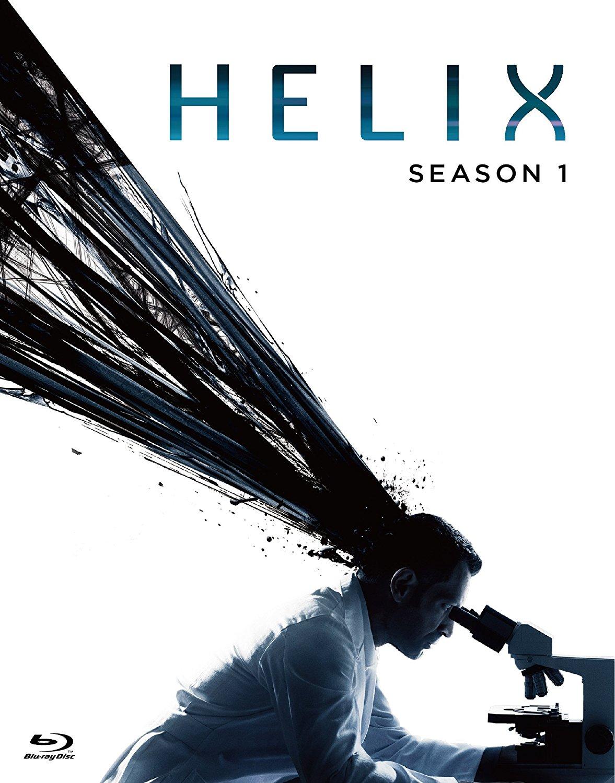 HELIX-黒い遺伝子-