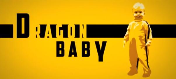 【最強ベイビー】カンフー赤ちゃんの身体能力が高すぎると話題