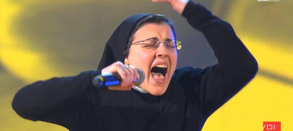 世界が驚愕!イタリアのスーザン・ボイルの熱唱が2500万再生を突破