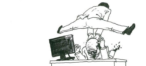 【全力でシュール】噂の1コマ漫画「サラリーマン山崎シゲル」30選