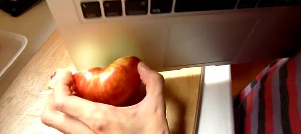 アップルならアップルが切れる そう、アップルならね