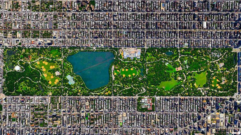 アメリカ セントラルパーク
