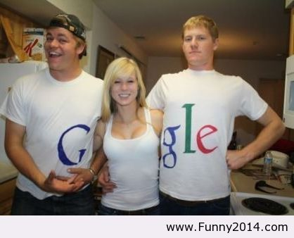 Funny-google-costume