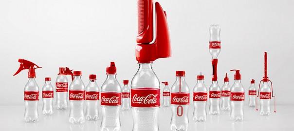欲しい!コカコーラが発明した16の斬新なボトルキャップが世界で話題!