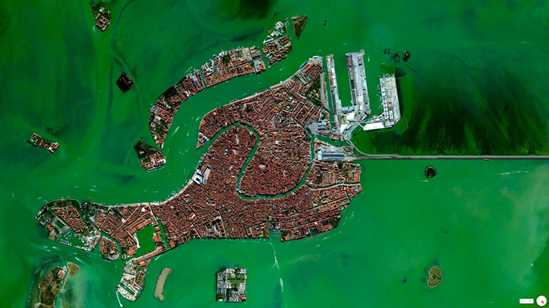 ヴェネッツィア、イタリア