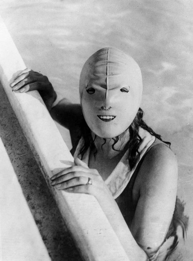 7 swim mask