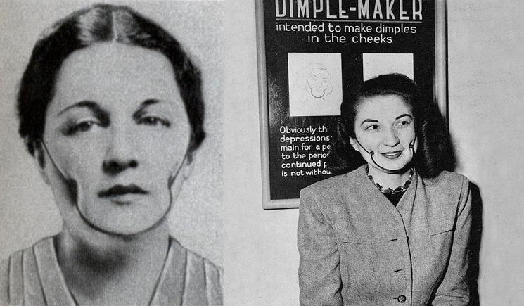 1 dimple maker