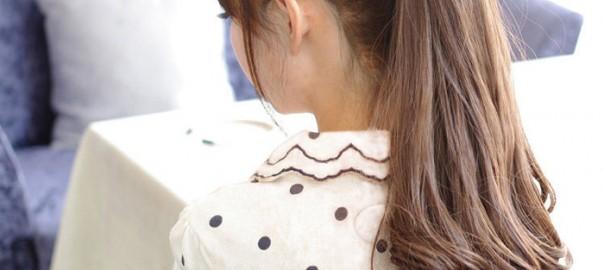 7月7日はポニーテールの日!日本ポニーテール協会が今日から本気出すらしい
