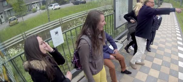 【実験】男性が突然爆笑しだすと、笑いは周りの人に伝播するのか?