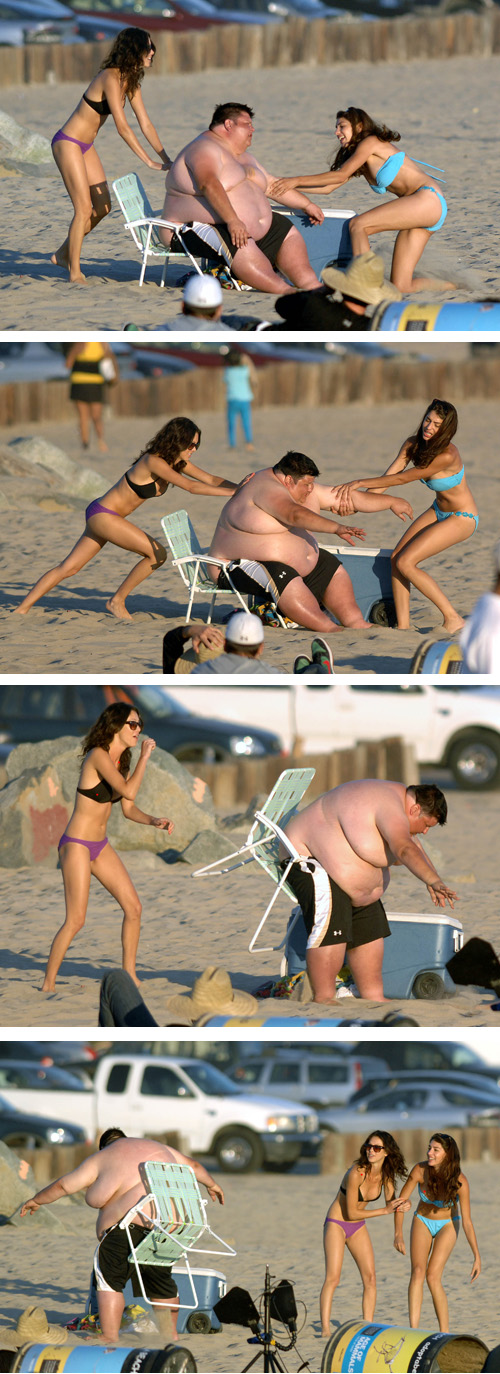 The funniest pictures you might see on the beach this summer! LA