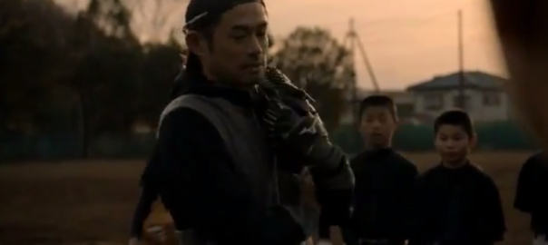 【一生の宝物】イチローが少年野球の練習に突然現れた!(160秒)