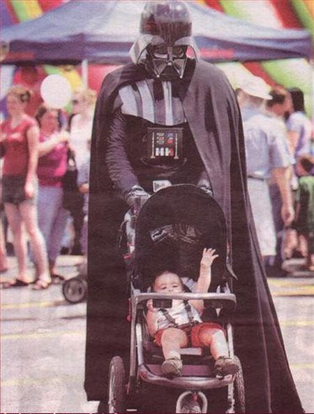Darth-Vader-with-a-baby