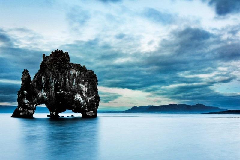 クヴィートセルクール(北アイスランド)