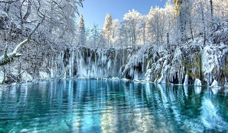 プリトヴィツェ湖群国立公園(クロアチア)