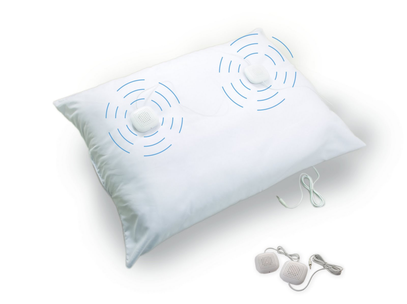 Sound Therapy Pillow 8