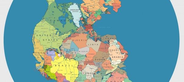 日本はどこに?2億5,000万年前の地球は1つの大陸からできていた