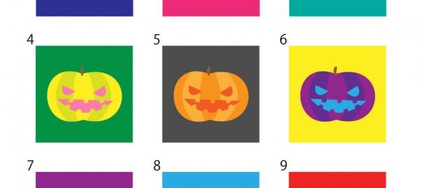 【ハロウィン診断】あなたならどのかぼちゃを飾る?
