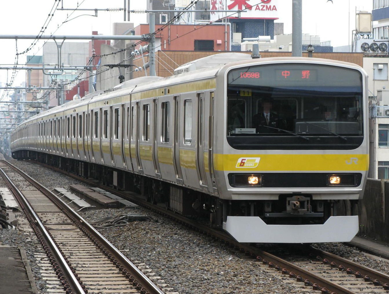 JREast-E231-Mitsu11