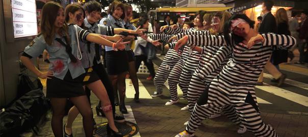 総勢200人以上!渋谷でハロウィンのコスプレを撮りまくった画像&動画集