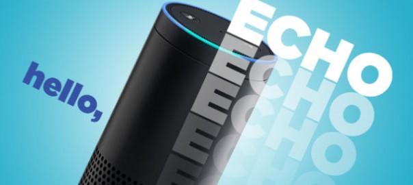 声一つでなんでもしてくれる多機能型スピーカー『Echo』がAmazonから発表されました