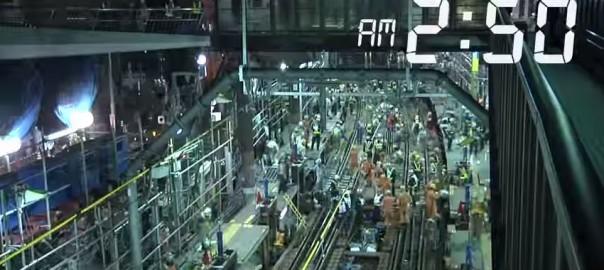 【制限時間は終電~始発】一晩で行った東横線地下化ドキュメンタリーに震撼