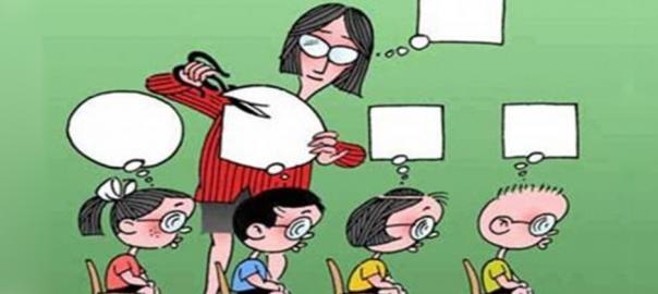 【日本だけじゃない】「教育の批判は世界共通なんだ」とわかる3枚の画像