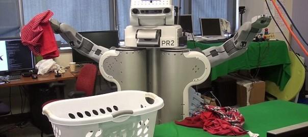 【手でやった方が速いんじゃ…】約3000万円の洗濯ロボットが誕生