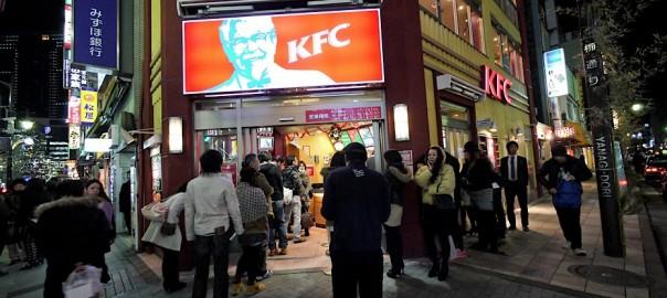 【実は日本だけの文化だった】「なんでクリスマスにケンタッキーなの?」と海外の人が反応。
