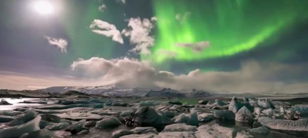 まさに異世界。アイスランドの大自然が予想を超えるほど美しい(02:24)