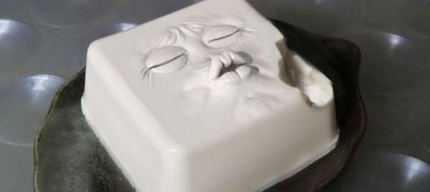 新たな食の芸術になりえるか?!「豆腐アート」が静かなブーム