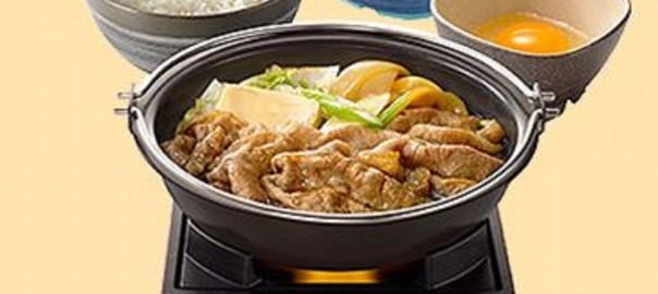 2014年を振り返る1月のヒットBEST3!吉野家「牛すき鍋膳」が1400万食販売