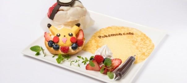 【特別なピカチュウをゲットだぜ!】年明けから渋谷パルコにて「ポケモンカフェ」がオープン