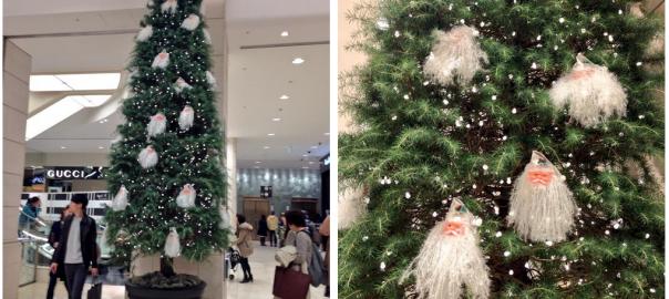 怖い....そしてなんか違う......全国で報告された珍クリスマスツリー5選
