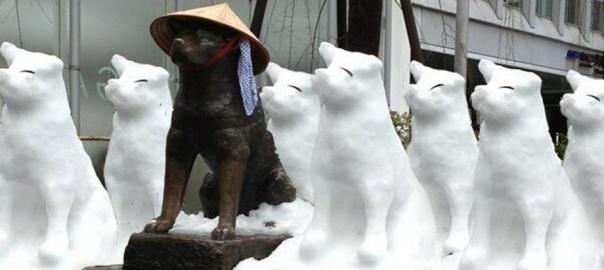 【海外でも話題】日本の雪だるまが世界トップレベルだと分かる15選