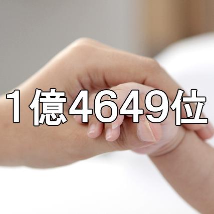 1億4649位