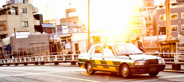 発見の可能性は宝くじ並み!?東京都内に一台だけ存在する「幻のタクシー」とは?