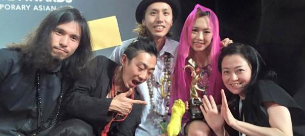 錦織圭に並ぶ快挙!日本人アーティスト集団Chim↑Pomが国際アートアワードで大賞に輝く